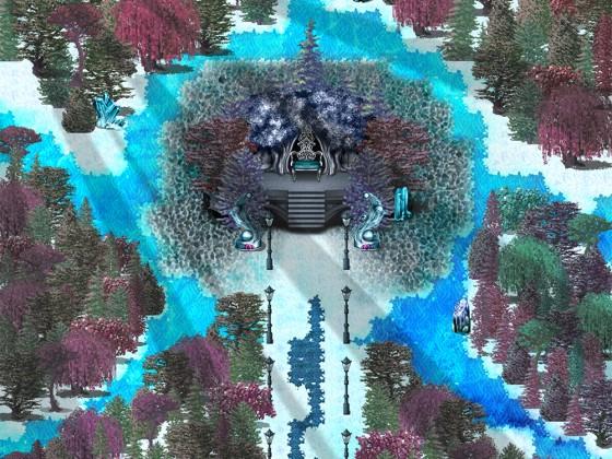 Herz des Waldes