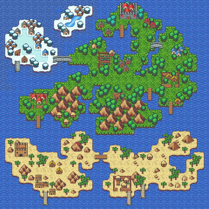 Weitere Worldmap