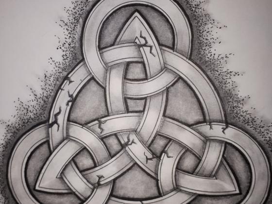 Keltischer-Knoten II