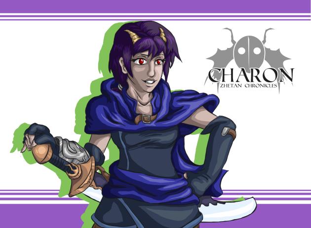 Artwork: Mara Melakhor [Charon - Zhetan Chronicles]