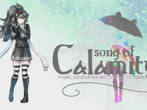 Song of Calamity - Wallpaper 1