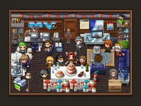 Geburtstagsfeier im rmMVde-HQ