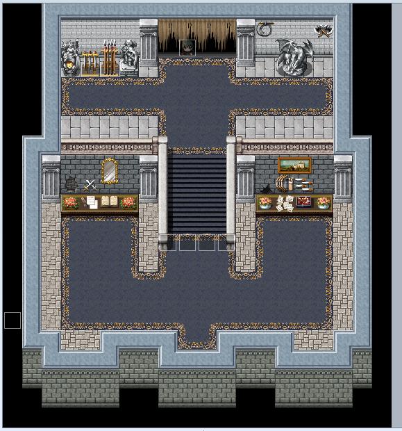 Vampir Hauptsitz