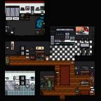 Jensen's Wohnung