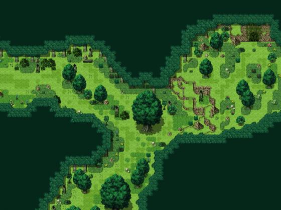 In den Wald der Fänge