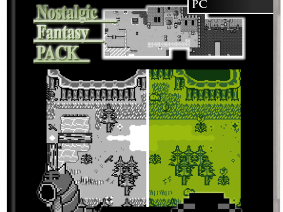 Nostalgic Fantasy PACK