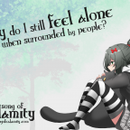 Why do I still feel alone?