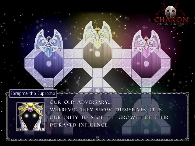 Die Arkanen unter sich [Charon - Zhetan Chronicles]