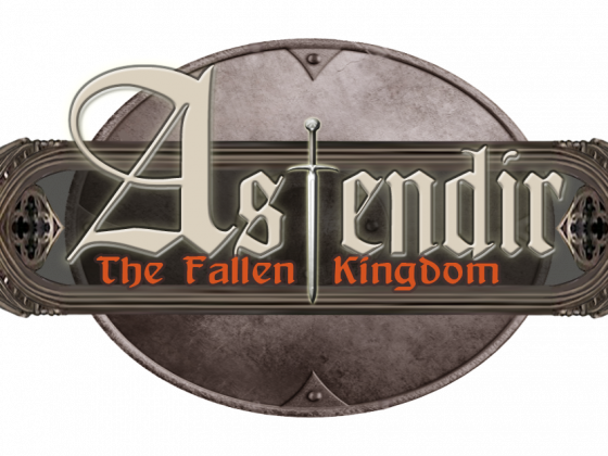 Spieltitel von Astendir: The Fallen Kingdom