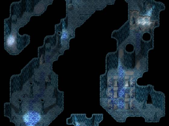 Eis Dungeon