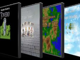 Tw0FaceGames Cover-Collection
