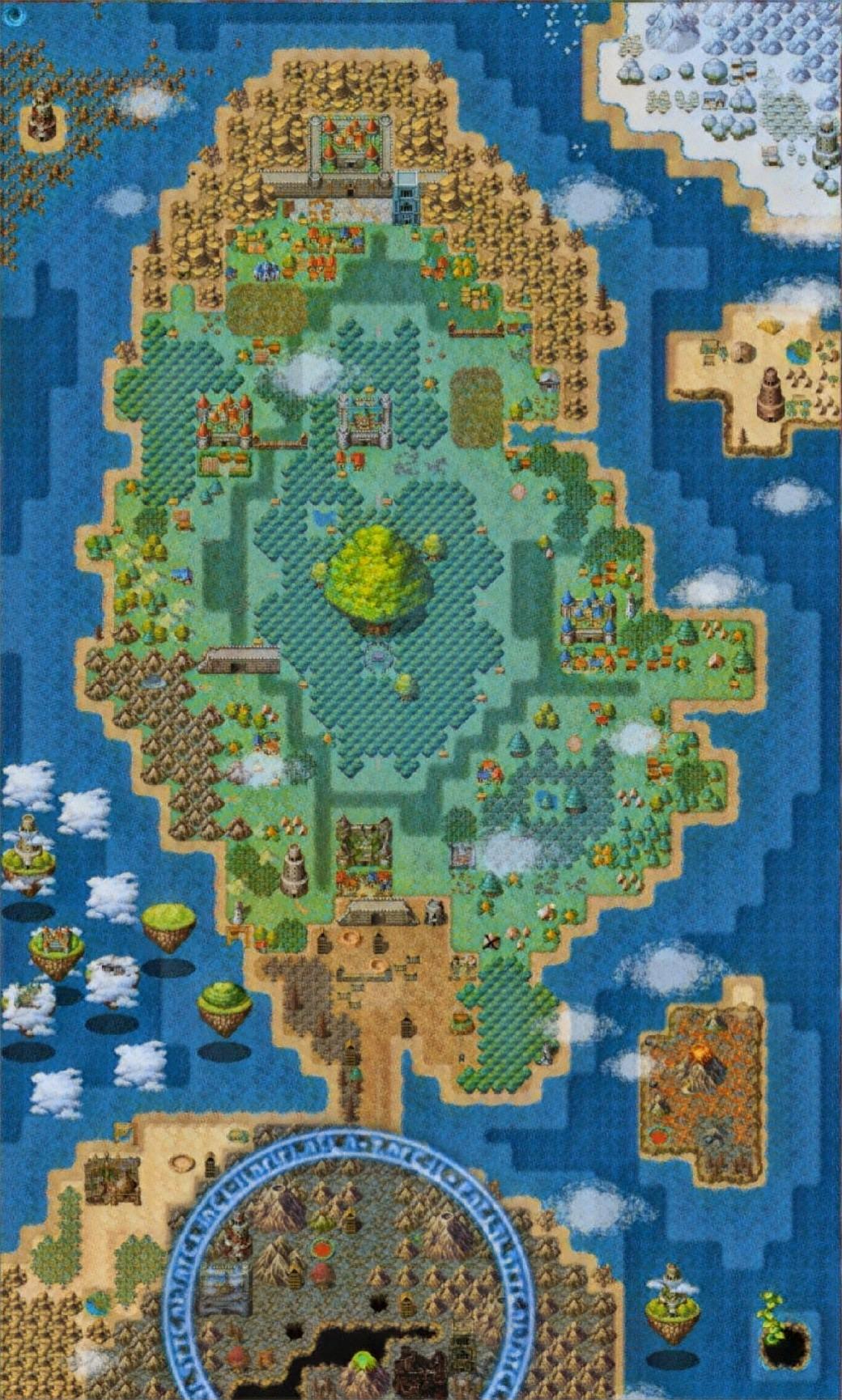Worldmap III