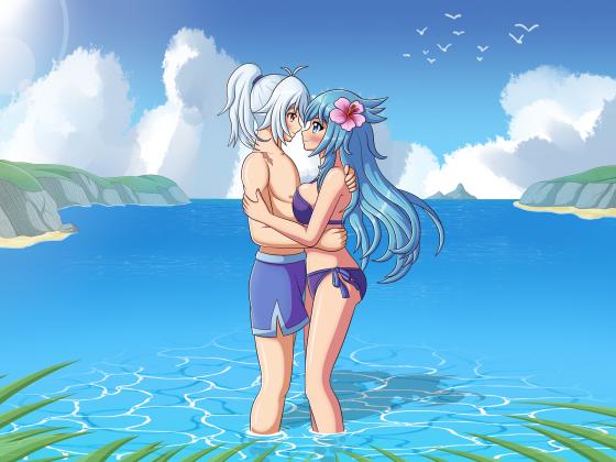 Silver x Marina ( Jährliches Sommerbild )